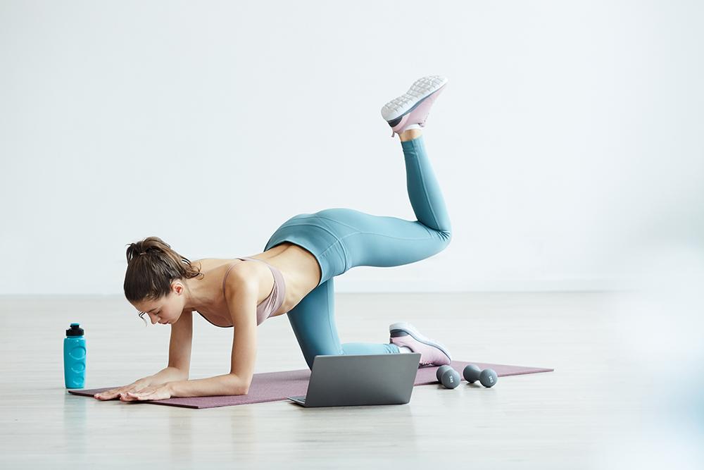 online μαθήματα Pilates